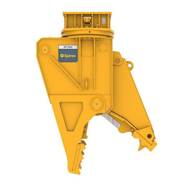 Гидравлический измельчитель Epiroc DP 2800