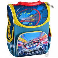 """Рюкзак школьный """"SMILE - Porsche"""", ортопедический, коробка 33х26х13см."""