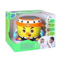 Музыкальная игрушка hola toys 6107 Веселый барабан