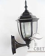 Светильник садово-парковый WL01156 BK***