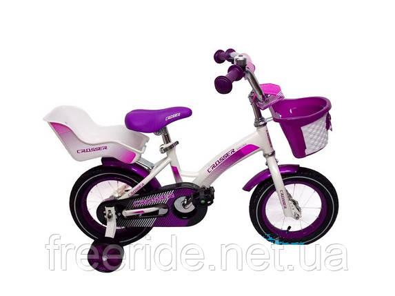 Детский Велосипед Crosser Kids Bike 12, фото 2