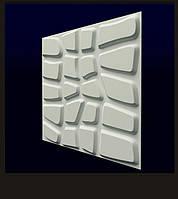 Декоративные гипсовые 3D панели «Данди» , фото 1