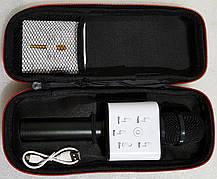 Мікрофон + караоке Bluetooth Q7, фото 3