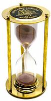 Часы Песочные Бронзовые 16,5 см