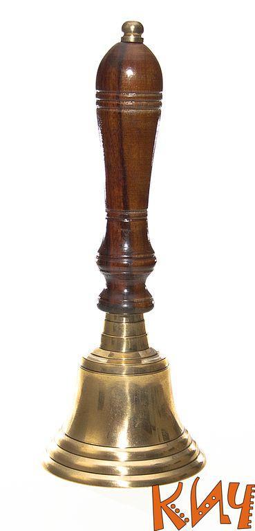 Колокол бронзовый 25 см