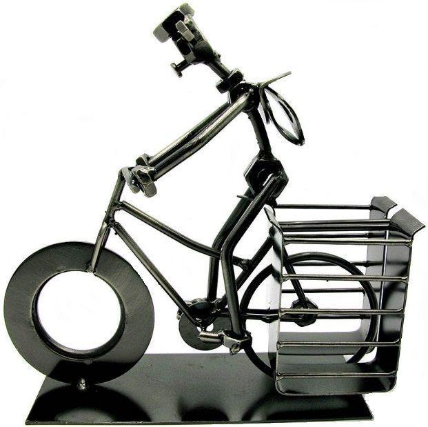 "Подставка Техно-Арт ""Велосипедист"" 21 см"