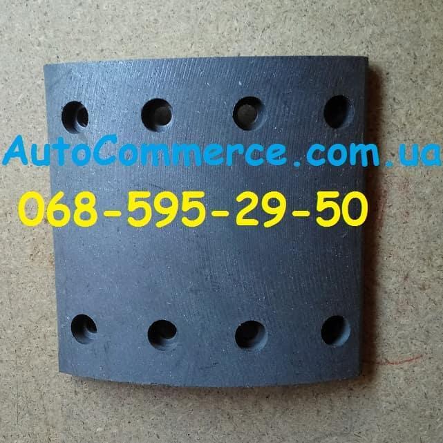 Накладка тормозная задняя БАЗ А148 (H-185;L-180)