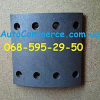 Накладка тормозная задняя БАЗ А148 (H-185;L-180), фото 1