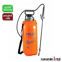 Опрыскиватель Sturm 3015-20-5, 5 л с ручным насосом и шлангом