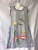 Ночная рубашка женская полубатал (48-56) оптом купить от склада 7 км Одесса