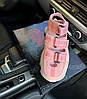 """Женские сандали Versace Chain React Sandals """"Pink"""" ( в стиле Версаче), фото 3"""