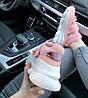 """Женские сандали Versace Chain React Sandals """"Pink"""" ( в стиле Версаче), фото 4"""
