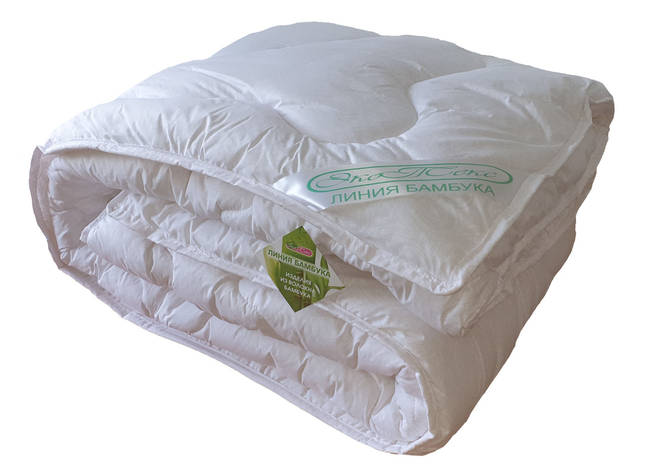 Одеяло DOTINEM бамбуковое Эко Текс 195х215 см (210710), фото 2