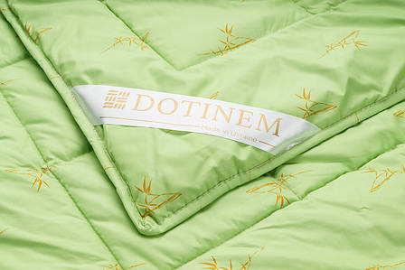 Одеяло DOTINEM SAGANO ЗИМА бамбук полутороспальное 145х210 (214896-1), фото 2