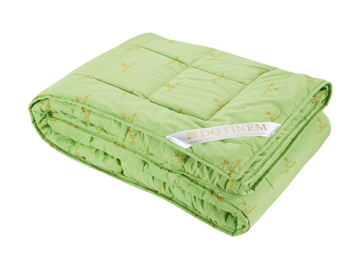 Одеяло DOTINEM SAGANO ЗИМА бамбук евро 195х215 см (214900-1)