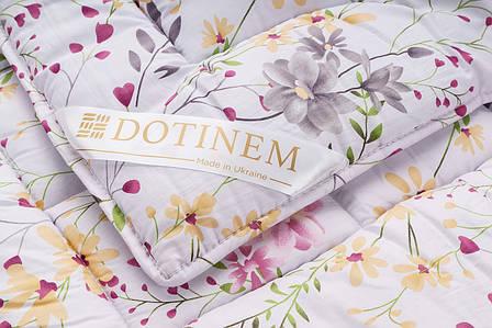 Одеяло DOTINEM VALENCIA ЗИМА холлофайбер полутороспальное 145х210 (214872-1), фото 2