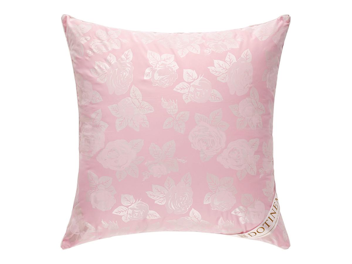 Подушка DOTINEM ROSALIE 70х70 рожева (211037-3)
