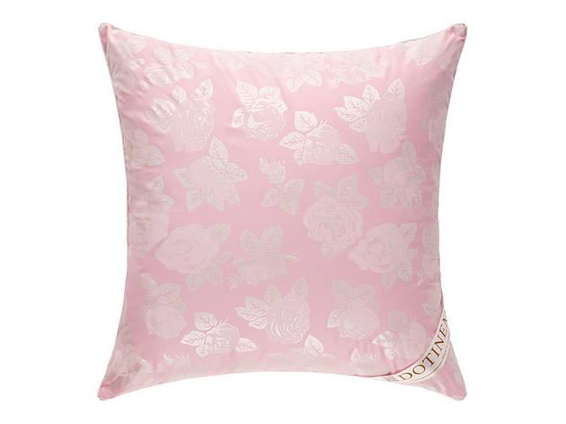 Подушка DOTINEM ROSALIE 70х70 рожева (211037-3), фото 2