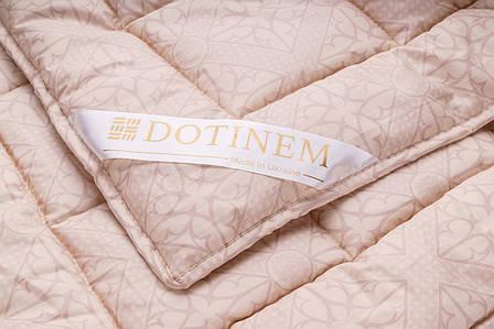 Одеяло DOTINEM VALENCIA ЗИМА холлофайбер полутороспальное 145х210 см (214872-4), фото 2