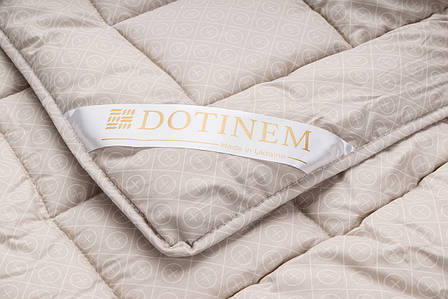 Одеяло DOTINEM VALENCIA ЛЕТО холлофайбер полутороспальное 145х210 (214873-6), фото 2