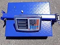 Весы торговые напольные электронные раскладные 350кг BEST ELECTRO
