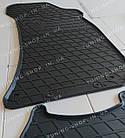 Резиновые коврики Skoda Superb 2002-2008, фото 4