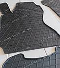 Резиновые коврики Skoda Superb 2002-2008, фото 3