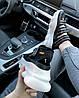 """Женские сандали Versace Chain React Sandals """"Black"""" ( в стиле Версаче), фото 3"""