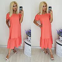Платье летнее батал,платья большие,сарафан