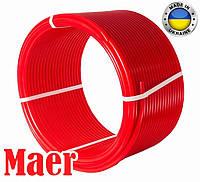 Труба для теплого пола maer 16х2 pe-rt oxygen barrier  evoh