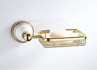 Мыльница SANTEP 8602G-3 Золото, фото 1
