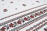 Скатерть хлопок 140х180 Cross-stitch, фото 2
