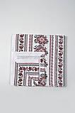 Скатерть хлопок 140х180 Cross-stitch, фото 3