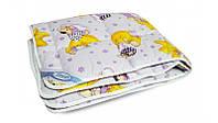 Одеяло Leleka-Textile детское шерстяное 105х140 (27042)