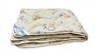 Одеяло Leleka-Textile детское шерстяное 105х140 (27043)