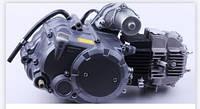 Двигатель Дельта/Альфа/Актив (125CC) - механика