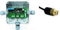 Электронная схема рассеивания тепла (220V)