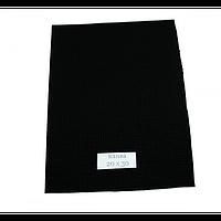 Канва для вышивки, черная 14 каунт  30х20 см