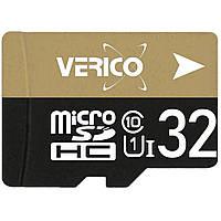 Карта памяти Verico MicroSDHC 32 GB Class 10 card only для хранения важных данных