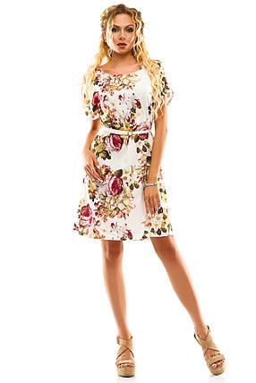 Платье 289  белое, фото 2