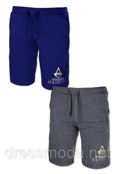 Трикотажные шорты для мальчиков Assassin Creed XS- XL р.р.