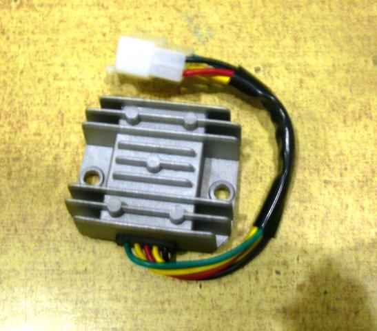 Реле зарядки GY6 5 проводов