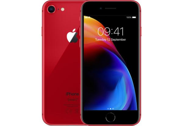 Смартфон Apple iPhone 8 64gb Product Red Apple A11 Bionic 1820 мАч + чехол и стекло