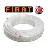 Труба для теплого пола Firat 16x2.0 PEX-b без кислородного барьера