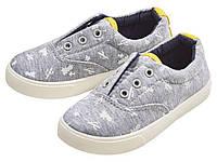 Lupilu ® детская обувь мокасины слипоны кеды  24-15.5см