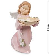 Порцелянова статуетка Ангел з стравою Pavone CMS-11/21