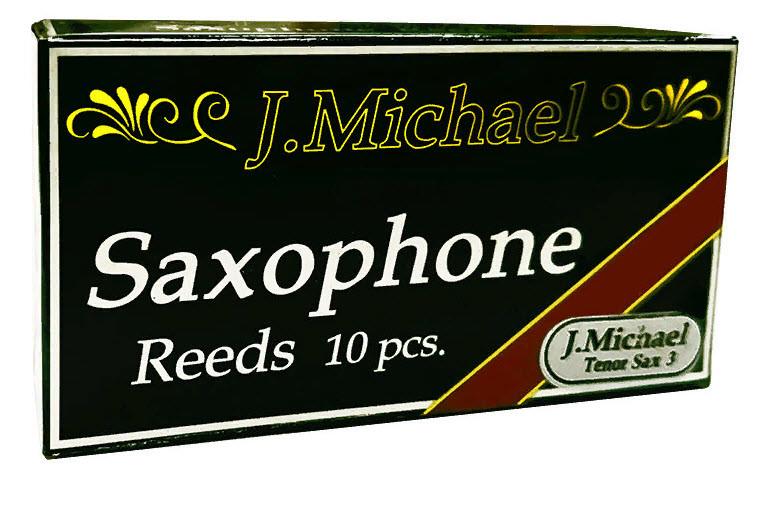 10 штук J.MICHAEL R-TN3.0 BOX - Tenor Sax 3.0 - 10 Box Набор тростей для тенор саксофона