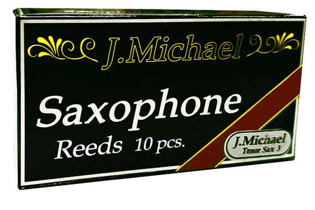 10 штук J.MICHAEL R-TN3.0 BOX - Tenor Sax 3.0 - 10 Box Набор тростей для тенор саксофона, фото 2