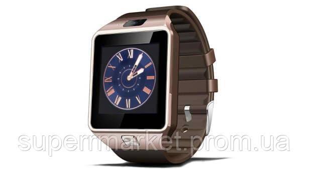 Смарт - часы DZ09D Gold