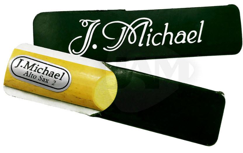 10 штук J.MICHAEL R-AL2.0 BOX Alto Sax #2.0 - 10 Box Набор тростей для альт саксофона